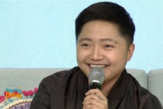 Jake Zyrus gets support from grandmother