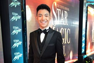 IN PHOTOS: First timers at Star Magic Ball 2016