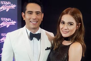 A second chance? Bea, Gerald grace Star Magic Ball together
