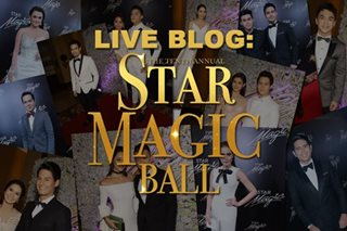 LIVE BLOG: The 10th Star Magic Ball Red Carpet