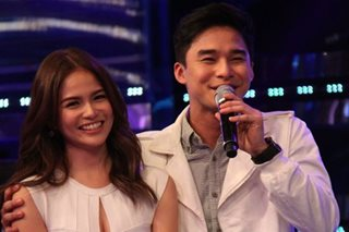 Mccoy asks his 'princess' Elisse to Star Magic Ball 2016