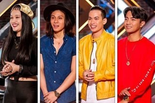 WATCH: Pinoy singers get Simon Cowell's nod on 'X Factor UK'
