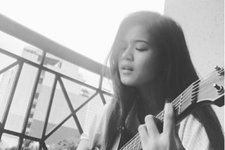 WATCH: Maris Racal covers 'Paglisan'
