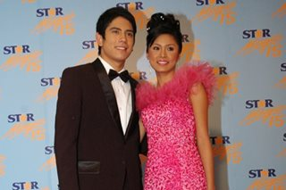 Kim Chiu's style evolution in Star Magic Ball in 10 photos