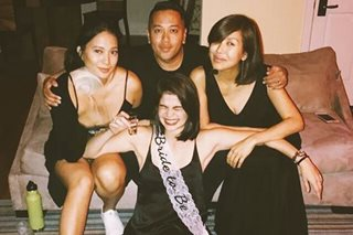 LOOK: Anne Curtis holds bachelorette party in LA