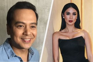 Heart confirms past romance with John Lloyd