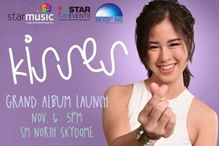 Kisses Delavin set to release debut album