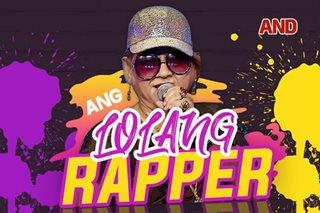 Ang Lolang rapper