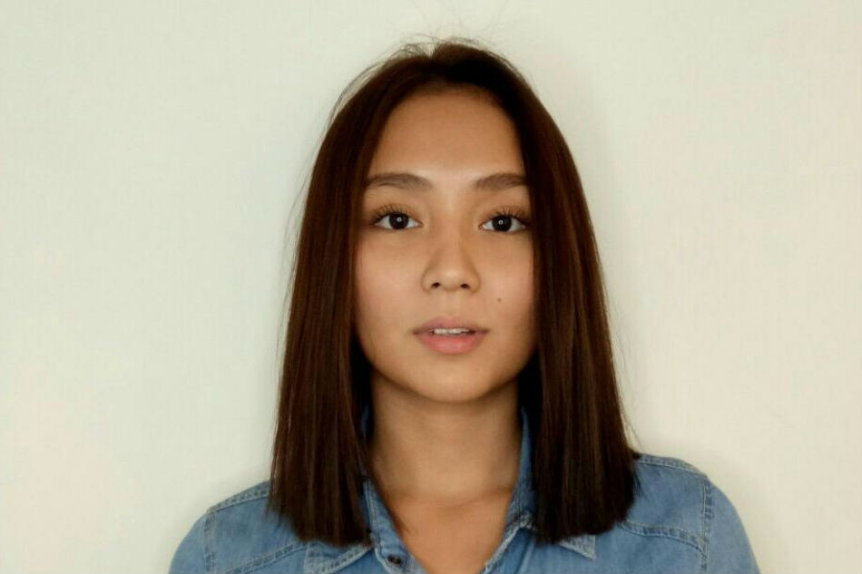 Look Kathryn Bernardo Sports New Hairdo Abs Cbn News