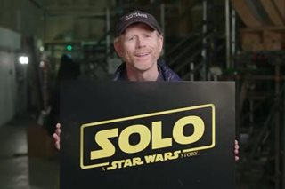 Next movie: 'Solo: a Star Wars Story'
