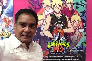 John Arcilla, parte ng Pinoy anime na 'Barangay 143'