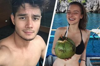 How Daniel Matsunaga met his new model girlfriend