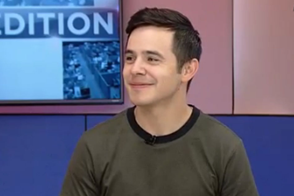 David Archuleta returns to Manila