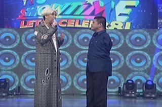WATCH: Vice Ganda fulfills dream of handicapped barker