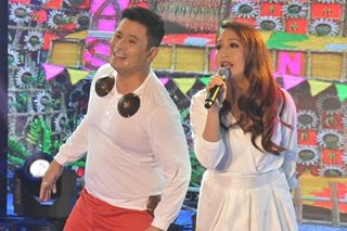 WATCH: Ogie, Jolina perform Iñigo Pascual's hit with a twist