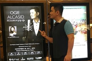 Ogie Alcasid gears up for special concert