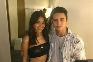 How Nadine is coping following brother's death