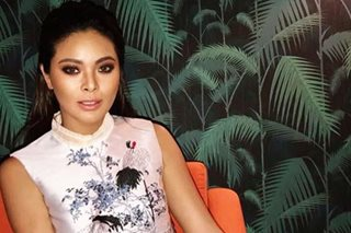 Maxine Medina close to tears as she opens up about bullying