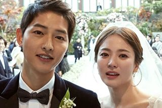 LOOK: Song-Song couple share official wedding photos