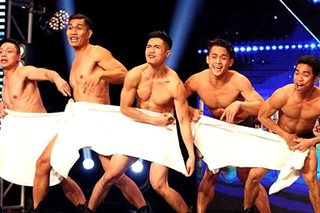 WATCH: 'Stripboys' draw shrieks in 'AGT 2'