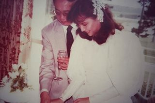 Charo Santos, husband mark 35th wedding anniversary