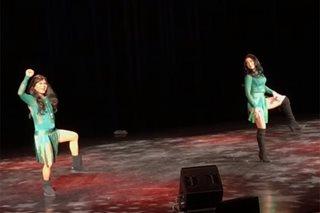 WATCH: Maja, Pooh in funny dance showdown