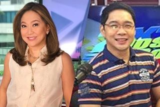 Karen Davila, Anthony Taberna get stars at Eastwood Walk of Fame