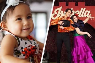 LOOK: Robin, Mariel celebrate daughter's first birthday