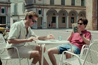 Gay romance 'Call Me By Your Name' leads indie Spirit nominations