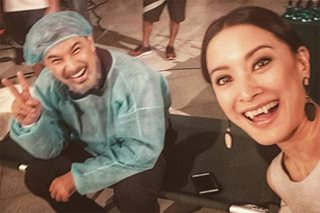 Maricar Reyes was injured while taping 'La Luna Sangre'