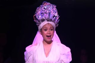 WATCH: Lea Salonga sings tune from 'Once on This Island'