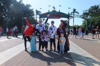 Momshies Melai, Karla, and Jolina explore Hong Kong Disneyland in special 'Magandang Buhay' episodes
