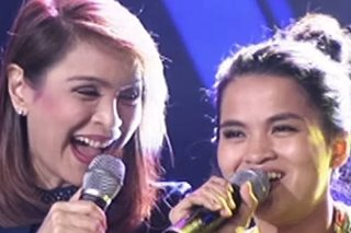 'I Can See Your Voice': Jamie Rivera falls for out-of-tune singer