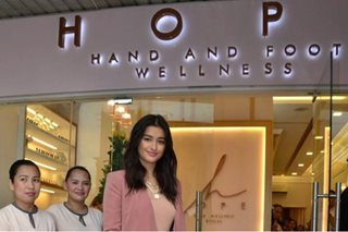 Liza Soberano now a businesswoman, opens wellness center