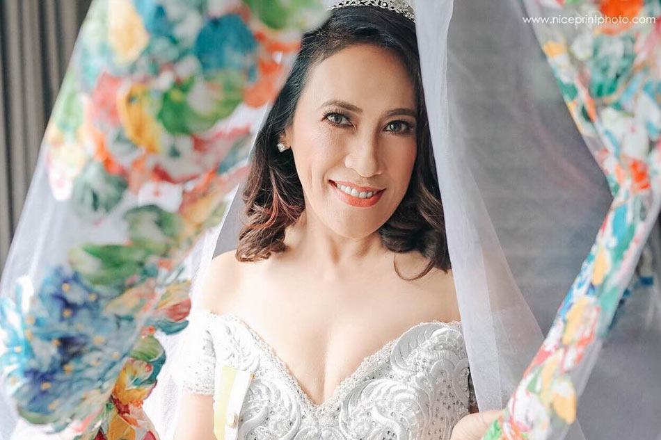 In Photos Ai Ai A Radiant Bride In Star Studded Wedding Abs Cbn News