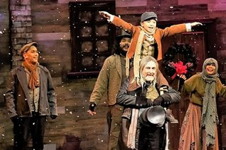 Theater review: 'A Christmas Carol' is back – and it's better than ever