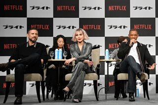 Netflix vs. cinema: Will Smith, David Ayer weigh in