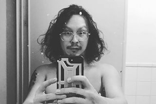 'Goodbye old me!' Baron Geisler shares New Year's resolutions