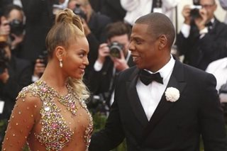 Jay-Z 'confesses' to Beyonce in 'Family Feud' music video