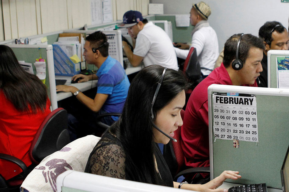 bpo workers worry over trump 39 s plan to bring back jobs to us abs cbn news. Black Bedroom Furniture Sets. Home Design Ideas