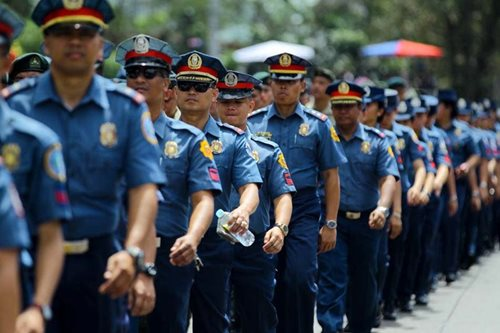 Cops set 'Task Force Manila Shield' ahead of protests