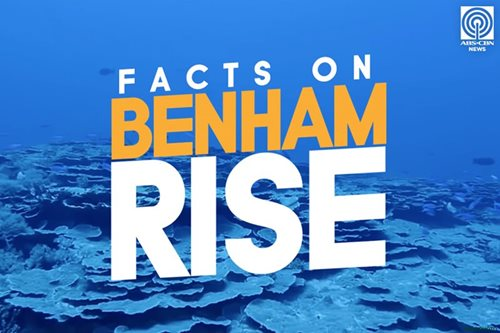 Benham Rise for dummies