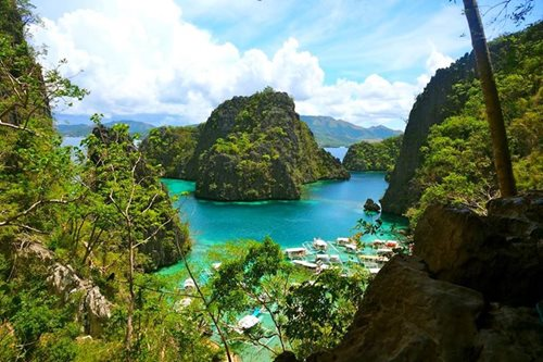 Developer submits letter of intent for Coron underwater theme park