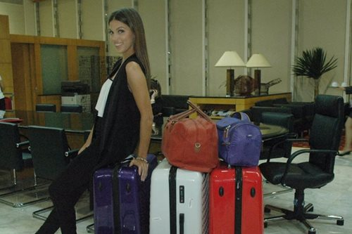 Iris Mittenaere's parting words to Pinoys: I will miss you all
