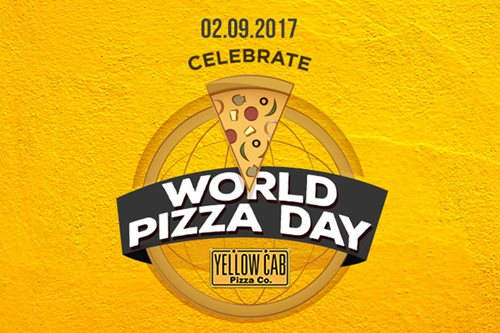 It's World Pizza Day! Check out these promos