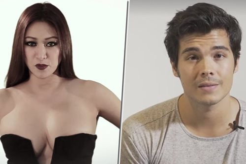Pronouncing French brands: Who did it better, Rufa Mae or Erwan?