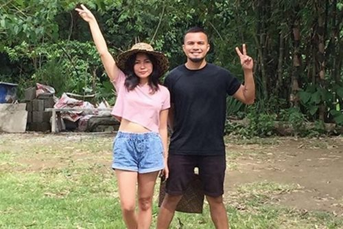 Yeng, husband mark second wedding anniversary