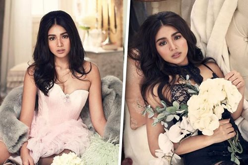 IN PHOTOS: Nadine Lustre stuns anew in lingerie