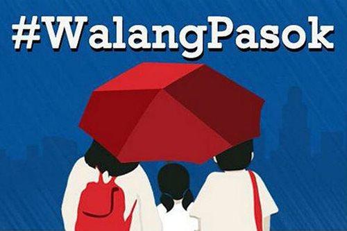 #WalangPasok: Classes suspensions on February 16