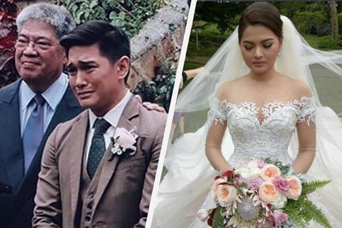 IN PHOTOS: 'The Greatest Love' actor Luis Alandy gets married